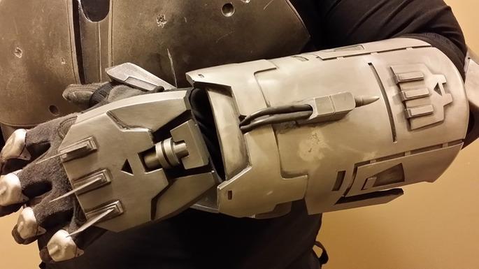 Mynock's Sith Acolyte (SWTOR) armor build | Page 5 | RPF