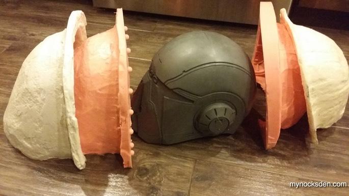 SWTOR Shae Vizla Bounty Hunter Helmet | MYNOCK'S DEN | Taras