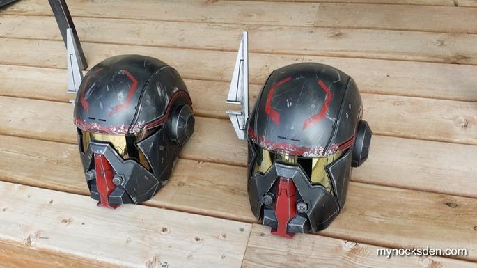 Swtor Hunter S Exalted Quot Mandalorian Helmet Mynock S Den