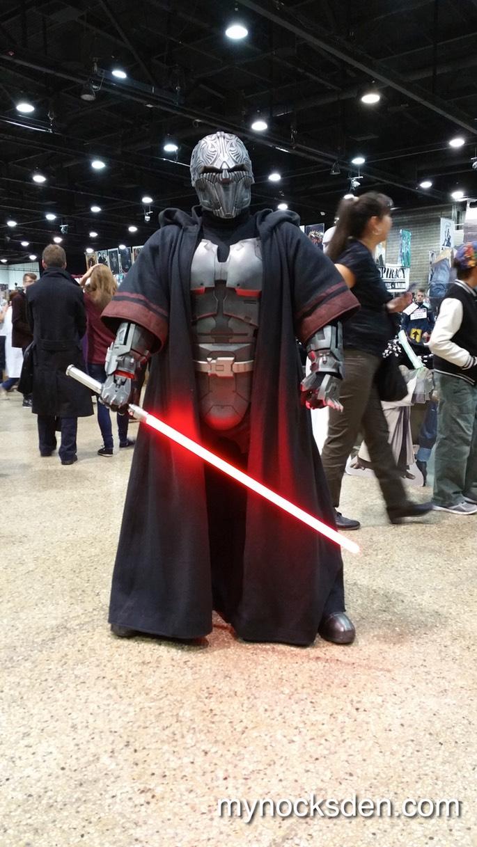 Sith Acolyte Armor Build | MYNOCK'S DEN | Taras Harkavyi